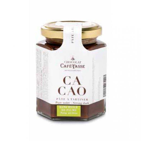 Café-Tasse течен шоколад тъмен